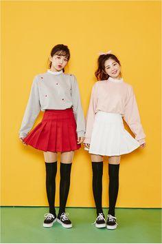 Select Skirt | Korean Fashion