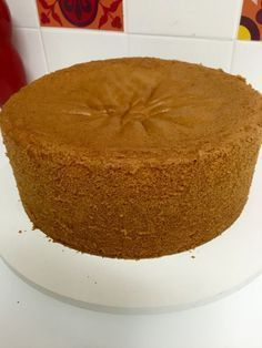 Other Recipes, Sweet Recipes, Cake Recipes, Dessert Recipes, Desserts, Bolo Genoise, Red Rice Recipe, Bolo Chiffon, Pastel Cakes