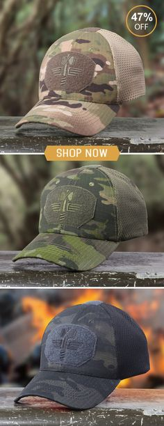 a9292b74c99224 [Online Shopping] Men Tactical Baseball Cap #hiking #outdoor #outfits Puffy  Paint