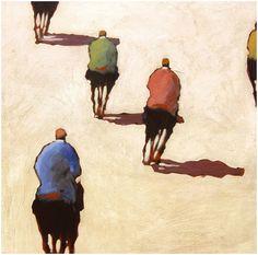 Olivier SUIRE VERLEY, peintre de l'ailleurs.