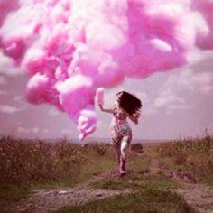 Fairy Floss Sky #nastygal #minkpink