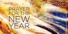 Prayer for your new year