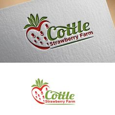 Logo for Cottle Strawberry Farm by greentouch