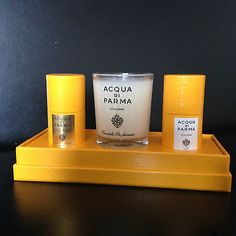 #Acqua di #parma #miniature gift set - bnib,  View more on the LINK: 	http://www.zeppy.io/product/gb/2/291581040178/