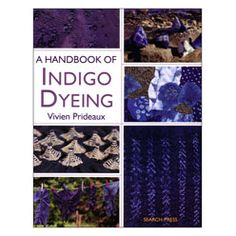 From the beginner to the experienced dyer, all will be inspired by Vivien's wonderful creations.