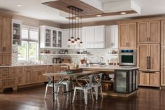 Schuler Cabinets Transitional Gallery - Other - Schuler Cabinetry- cappuccino & cottage white sheer Diy Kitchen Cabinets, Kitchen Backsplash, Backsplash Ideas, Wood Cabinets, Upper Cabinets, Kitchen Remodeling, White Cabinets, Schuler Cabinets, New Kitchen