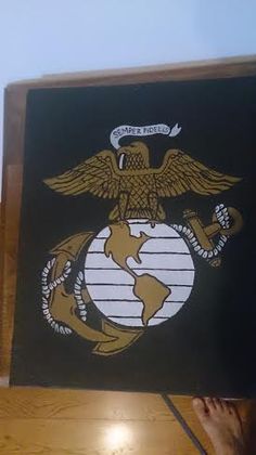Marines Symbol for Griffin