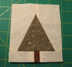 "laugh yourself into Stitches"": Tree Swap & tutorial Quilting For Beginners, Quilting Tutorials, Quilting Projects, Quilting Ideas, Sewing Projects, Quilt Block Patterns, Pattern Blocks, Quilt Blocks, How To Make Christmas Tree"