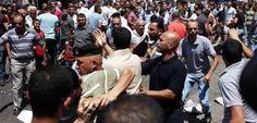 Filistin güvenlik güçleri protestocuları tutukladı - www.oncahaber.com