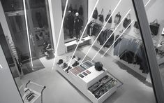 art point | Concept Store 3 Store 3, Shops, Vanity, Concept, Mirror, Furniture, Home Decor, Art, Retail Space