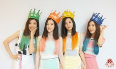 [OFFICIAL] 140803 레드벨벳 Red Velvet Official Website Update. :)