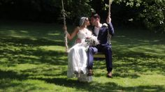 Mary surprises Alun on their wedding day with a spectacular dance routine, woven together with the love and emotion of the day. see photos of the wedding here… Wedding Movies, Wedding Film, Wedding Videos, Our Wedding, St Albans, Dance Routines, South Of France, Latest Hairstyles, See Photo
