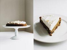 Pumpkin Pie Tart // Sprouted Kitchen
