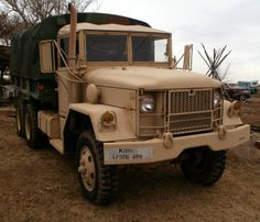 Deuce and a half Army truck