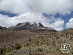 Trek de 4 jours / Parc Naturel Los Nevados