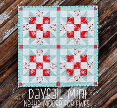Я люблю пэчворк: MK. Мини-квилт / Mini-Quilt. Tutorial
