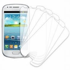 Find More Screen Protectors Information about 5PCS HD Clear Screen Protectors Cover for Samsung Galaxy S III S3 Mini I8190 S3mini Protective film protecteur ecran Accessories,High Quality s3 bag,China s3 bumper Suppliers, Cheap s3 specialized from Neuss Store on Aliexpress.com