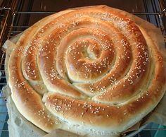 Rezept Acma - türkisches weiches Brot von equadrat - Rezept der Kategorie Brot & Brötchen