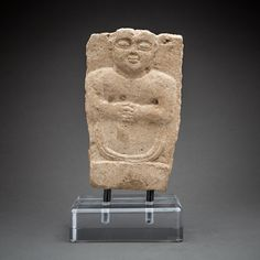 Sabean Stone Stela - Yemen Circa: 200 BC to 200 AD Dimensions: high x wide Collection: Biblical Style: Sabean Medium: Stone Barakat Gallery Store Horn Of Africa, Arabian Peninsula, Deities, All Modern, Archaeology, Horns, Sculpture, Stone, Antiques