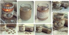DIY Vintage Candle Holder | Do It Yourself Ideas