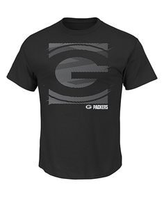 Look at this Green Bay Packers Reflective Screen Tee - Big & Tall on #zulily today!