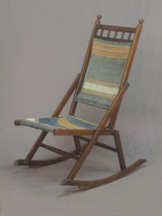 How To Make Folding Rocking Chair