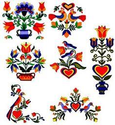 traditional german folk art - Google Search