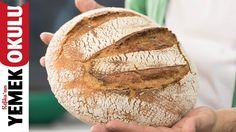 Tencerede Ekmek Tarifi | Burak'ın Ekmek Teknesi