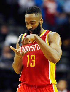 This is a picture from James Harden being the first person in the NBA to get a 50 point triple-double. He is the best shooting guard in the league right now and he is number 1 in the MVP rankings. Basketball Videos, Basketball Quotes, Basketball Games, Basketball Players, Basketball Cookies, Basketball Tattoos, Basketball Socks, Basketball Jersey, Nba Memes