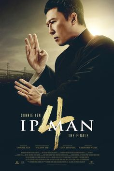Ip Man 4 is an upcoming Hong Kong biographical martial arts film directed by Wilson Yip and produced by Raymond Wong. It is the fourth in the Ip Man film. Film Trailer, Movie Trailers, Movies 2019, Comedy Movies, Hindi Movies, Movie Film, Tv Series Online, Movies Online