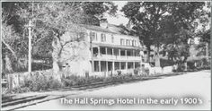 Many long time residents of Lauraville and elsewhere in northeast Baltimore know about Hall Spring in Herring Run Park, and perhaps you've heard about the hotel that once stood across the road from...