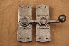 Image of: Barn Door Latches Hardware