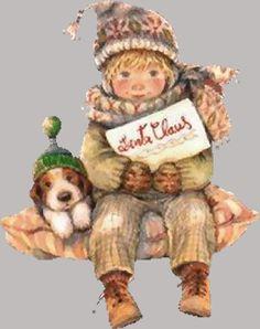 Lisi Martin   Postales   Saludos para Navidad   Imágenes para bajar