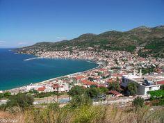 Samos Island Greece.