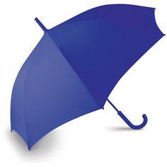 Lexon Charlie Umbrella - Blue ($42) ❤ liked on Polyvore featuring accessories, umbrellas, blue and blue umbrella