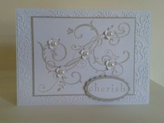 Wedding Card CASE by Sarah B - Cards and Paper Crafts at Splitcoaststampers