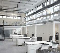 Plancke Tax Consultancy by Bulo  #interior #design #office