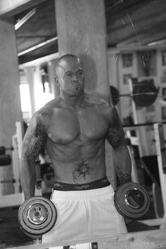 Description Former Pro Wrestler & Male Fitness Model John Quinlan.jpg