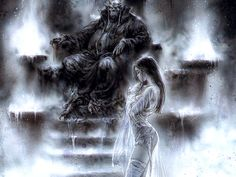 The Beautiful Gothic Fantasy Artwork of Luis Royo.