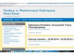 parafia WNMP - tylko zrzut ;(