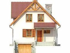 Dom, Home Fashion, House Plans, Cabin, How To Plan, House Styles, Home Decor, Projects, Decoration Home
