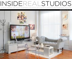Today we take a peek into the studio of Michael and Sophie Kormos of Michael Kormos Photography in New York City, NY. In what kind of space is your studio located? Commercial Square footage 400 How...