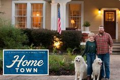 """What It Was Like to Film the Pilot for """"Home Town"""" on HGTV - Hooked on Houses"""