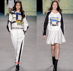 Espaço Fashion 2014 Winter Southern Hemisphere Womens Runway Collection - Fashion Rio Brazil Moda Brasileira - Inverno 2014 Mulheres Desfile...