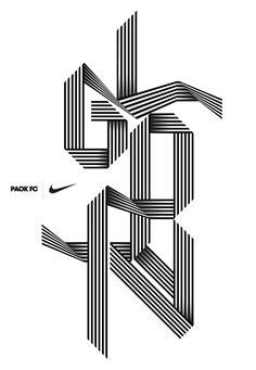 PAOK FC Official Nike Products Sales Web Campaign on Behance