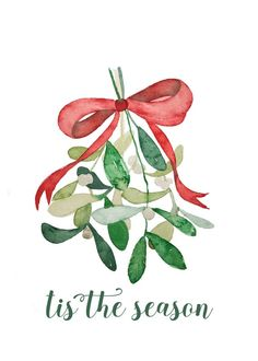 Watercolor Christmas Greeting Cards Printed on 120 lb watercolor texture Size: x Includes your choice of red, green, or kraft envelopes per cardYour cards will come shipped in a clear greeting card box sealed in a protective paper mailer Watercolor Christmas Art, Christmas Drawing, Christmas Paintings, Watercolor Cards, Watercolor Flowers, Simple Watercolor, Tattoo Watercolor, Watercolor Animals, Watercolor Background