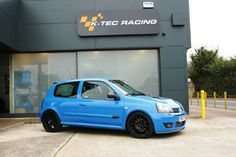 Renault Clio 2.0 16V Renaultsport 182 Cup 3dr HIGH BOOST TURBO This stunning Clio 182 has had well over £20,000 spent on it in order to get it to its current state of tune. The car was a Redline Magazine front cover car a couple of years ago and since then has been very well looked after by its owner. BLUE, Stunning 293bhp Clio 182 turbo complete with full custom interior and carbon styling highlights., Next MOT due 31/03/2015, Last serviced on 01/04/2014 at 46,619 miles, Full ...