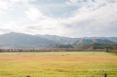 Cades Cove Fall Engagement Session | Knoxville Wedding Photographer | Melinda Sheree Photography