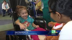 Patients at the UC Davis Children's Hospital got a chance to be kids Monday, thanks to a former leukemia patient and Build-a-Bear. Build A Bear, Childrens Hospital, Bears, Thankful, Health, Kids, Young Children, Boys, Health Care