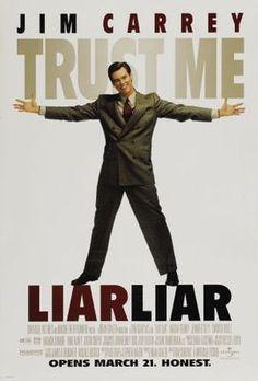 Liar Liar (1997) movie #poster, #tshirt, #mousepad, #movieposters2